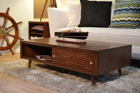 awesome mid century coffee table