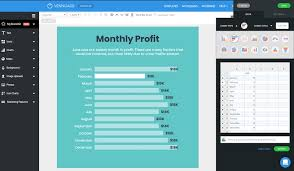 Venngage Free Graph Maker Make Stunning Charts Graphs Easily