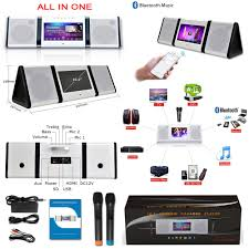 singtronic itouch 10 1 all in one hdd karaoke hard drive player 2