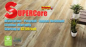 supercore waterproof flooring by kryptonite rigid core luxury vinyl weshipfloors