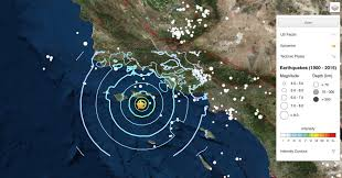 A magnitude 3.7 quake struck the san jose area tuesday morning and was quickly followed by a magnitude 3.6 aftershock, according to the us geological society. A Magnitude 5 3 Earthquake Hit Los Angeles California Today The Strongest In Years