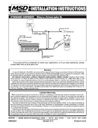 limited warranty service msd 6520 digital 6 plus ignition in and limited warranty service msd 6520 digital 6 plus ignition in and msd wiring diagram