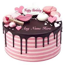Easy Pink Birthday Cake Ideas Gorgeous Oh So Pretty Cakes For Girls