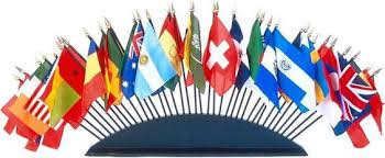 Image result for international flags collage
