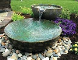 full size of diy backyard water feature ideas for design zen fountain garden landscaping decorating delightful