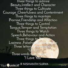 Old Age Quotes Classy Three Things To Repect Ol Quotes Writings By R NISHANTH SURYA