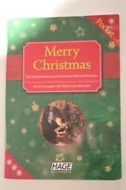 Details Zu Abverkauf Noten Weihnachten Merry Christmas Pocket