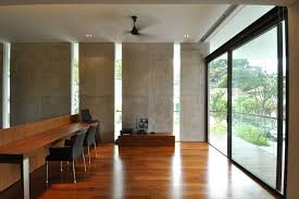 detached home office. Detached House At Sunset Terrace - Singapore Contemporary-home-office Home Office