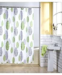 green shower curtains green grey leaves shower curtain with plastic hooks green shower curtain liner