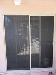 Patio : French Door Slider Exterior Glass Sliding Doors Single ...