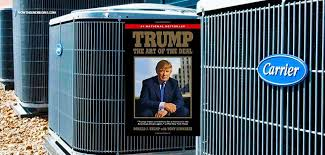 carrier air conditioning. donald-trump-carrier-air-conditioning-staying-indiana-not- carrier air conditioning a