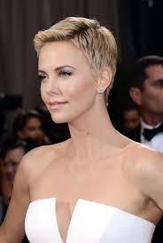 Charlize Theron Short Hair Style charlize theron super short hair cool hairstyles 3768 by wearticles.com