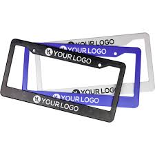 auto license plate frames for your school