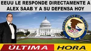 😝 😝 😝 EEUU LE RESPONDE DIRECTAMENTE A ALEX SAAB Y A SU DEFENSA HOY 😝 😝  😝 - YouTube | Defensa, Invencible, Youtube