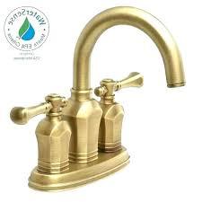 antique brass bathroom faucet delta 4 in 2 handle from fixtures