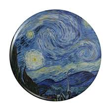 sunflowers pact mirror by van gogh