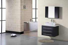element contemporary bathroom vanity set: modern bathroom installation design with lovable wall mounted