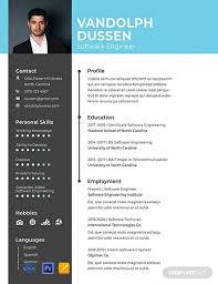 Experienced Software Engineer Resumes Free Resume For Experienced Software Engineer Template