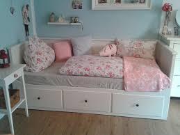 Gebraucht Ikea Hemnes Bett/Tagesbett weiss, Schubladen in 25436 ...