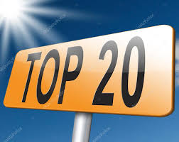 20 Chart Music Top 20 Chart Stock Photo Illustratorkris 110922716