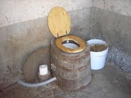 diy compost toilet