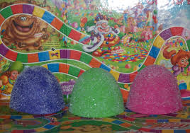 Candy Decorations Set Of 3 Jumbo Fake Gumdrops Great Candy Land Birthday Party