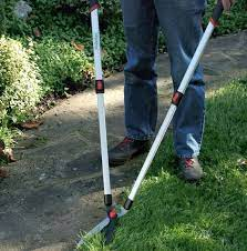 darlac telescopic lawn shears