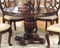 large round dining room tables with leaves