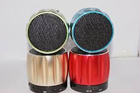 New Bluetooth Speaker,Metal Mini Portable ... - Amazon.com