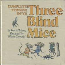 9780723222569 plete version of ye three blind mice warne children s clics