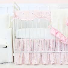 pink and gold baby bedding sets crib caden lane