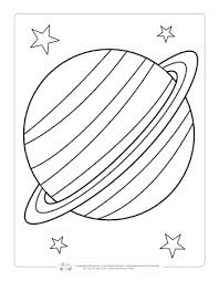 I am hoping you find these outer space coloring pages out of this world too! Space Coloring Pages For Kids Itsybitsyfun Com