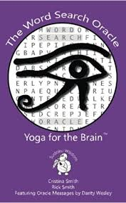 The Word Search Oracle: Yoga for the Brain: Smith, Cristina, Smith, Rick,  Wesley, Darity: 9781544211558: Amazon.com: Books