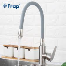 Senarai Harga Frap Kitchen Faucet Silica Gel Nose Kitchen Mixer