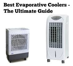 Best Evaporative Cooler Reviews 2019 The Ultimate Guide