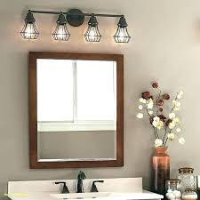 industrial chic lighting. Industrial Chic Bathroom Lighting  Vanity Lights