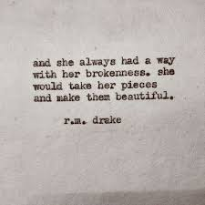 Beautiful Quotes For Her Adorable Quote Beautiful And Broken Image Quotes Pinterest Wisdom