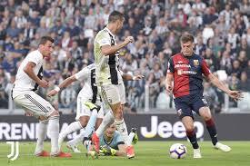 Non basta CR7, 1-1 con il Genoa – Juventus Club Doc Modena