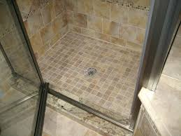 large size of sloped shower pan kit for kits tile ready pre bathrooms with subway walls