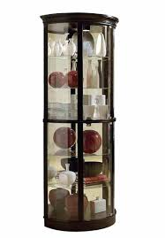 with glass doors rhedgarpoenet pulaski oxford wood at comrhcom black curio cabinet with glass jpg