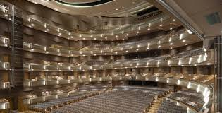 Four Seasons Centre Performing Arts Toronto Seating Chart Fisher Dachs Associates Projects Four Seasons Centre For