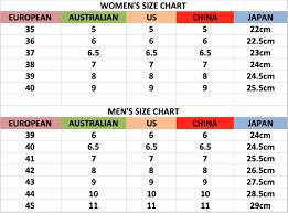 Size Charts Ozuggwear