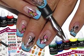 Nail Art Designs Ideas Tutorial Step by Step Images Christmas ...