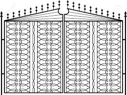 Railing Design Wrought Iron Gate Door Fence Window Grill Railing Design