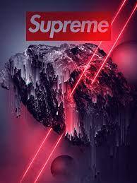 Supreme iPhone Wallpaper ...