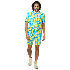 Includes Shorts Opposuits <b>Men's Summer</b> Suit in Different Prints ...