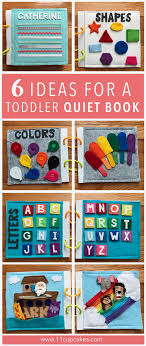 toddler quiet book ideas toddleractivities quietbook quietbookideas funwithfelt