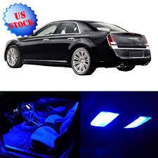 2014 Chrysler 300 Lights Amazon Com Scitoo Led Interior Lights 15pcs Blue Package