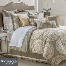 bedroom waterford bedding sets and wall in white also table with simple waterford bedding for your