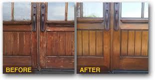 fine decoration wood door restoration refinish old wood front door techniques for sanding wood how to